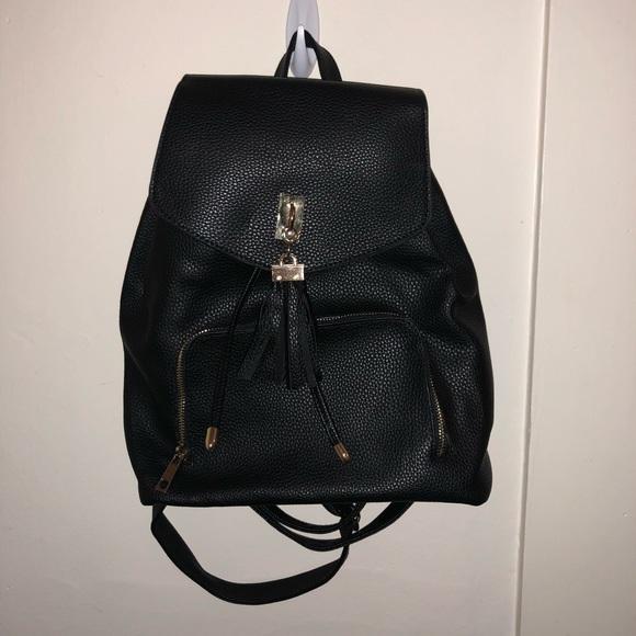Little Black Backpack 6f66f48bfaf01